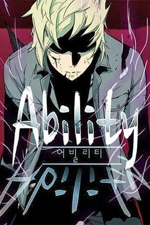 Ability Adult Webtoon Manhwa Cover