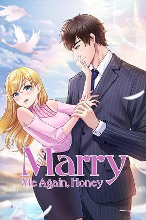 Marry Me Again, Honey Adult Webtoon Manhwa Cover