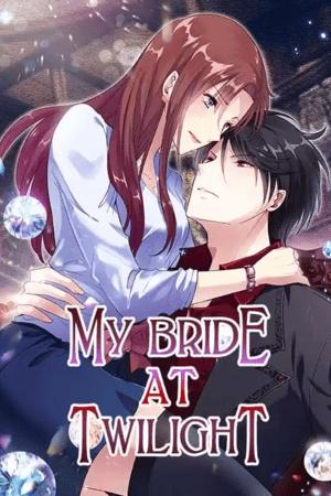 My Bride At Twilight Adult Webtoon Manhwa Cover