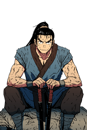 Peerless Dad Adult Webtoon Manhwa Cover