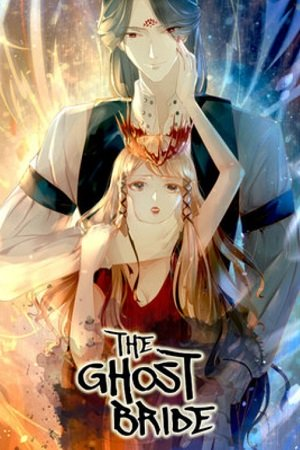The Ghost Bride Adult Webtoon Manhwa Cover