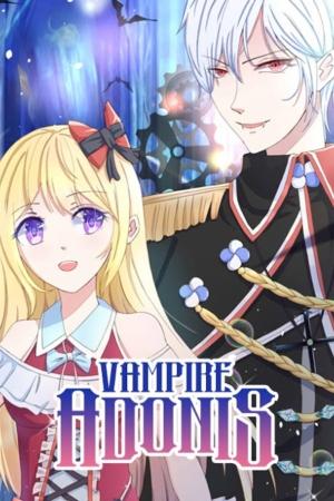 Vampire Adonis Adult Webtoon background