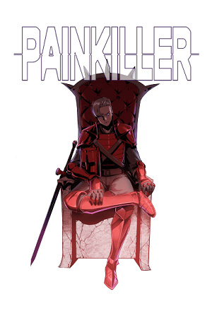 PAINKILLER Adult Webtoon Manhwa Cover