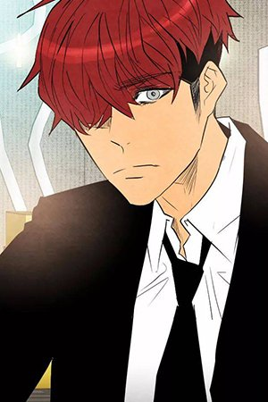 Revival Man Adult Webtoon Manhwa Cover