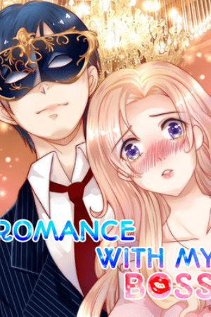 Romance With My Boss Adult Webtoon Manhwa Cover