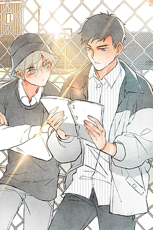Starting with a Lie Adult Webtoon Manhwa Cover