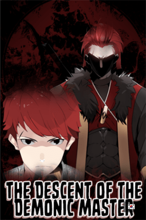 The Descent of the Demonic Master Adult Webtoon Manhwa Cover