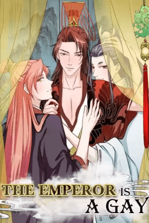 The Emperor Is A Gay Adult Webtoon Manhwa Cover